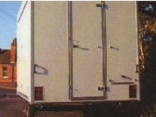 Idaho exhibition trailers from Blendworth Trailer Centre