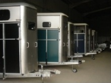 Blendworth Trailer Centre horsebox trailers by Ifor Williams for sale