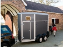 Ifor Williams HB403 Single Horse Trailer