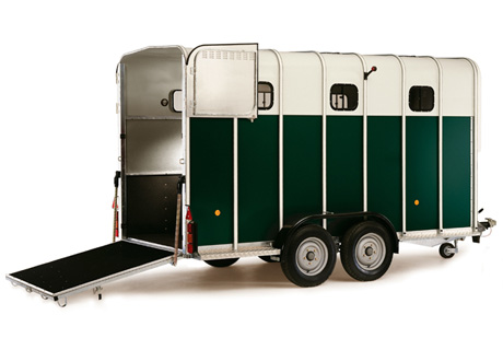 Ifor Williams horseboxes, UK delivery, Ifor Williams UK dealer